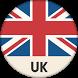 영국 국가정보 by JINOSYS