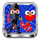 ninja vs birds: spring battle by Wb intsoft