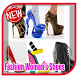Fashion Womens Shoes 2017 by Orangmedia