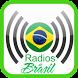 Radio Brasil en Vivo⭐Radios FM Gratis de Brasil by Millonaire Industries