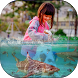 3D Water Effect Photo Editor by Cyclone Apps
