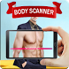 Real Body Scanner ct scan Xray Cloth Camera Prank by flukyApps