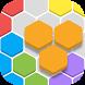 Hexa Puzzles Fill Block Me by Peafone Studio