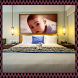 Bedroom Photo Frame by Photo Editor Digital