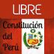 Constitución del Perú by WebDeveLovers