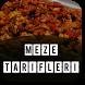 Meze Tarifleri by Recci