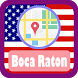 USA Boca Raton City Maps by USA Maps and Street DIrections