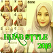 Mode Hijab Style 2018 by Custombuldev