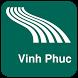 Vinh Phuc Map offline by iniCall.com
