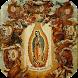 Virgen de guadalupe y Juan by Sfo Apps