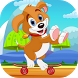 Scooby Dog Skater Goofy Collie by Barry Dev