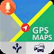 Voice Gps Navigation & Map by kamafapps