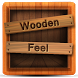 Wooden Feel CM Launcher Theme by CM Launcher Themes