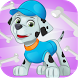 Marshall paw rescue patrol by Volt Inc