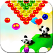 Bubble Shooter Panda by devrusia