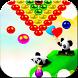 Bubble Shooter Panda by devrusia