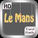 Le Mans Offline Map Guide