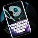 Reaper Sans Keyboard Theme by daniel schumacher