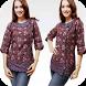300 Model Baju Batik Wanita Terbaru by Developer Muslim