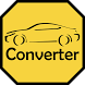 Car's Units Converter by KINGMODEST