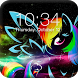 Pony Sketch PIN Screen Lock by Platinum Narrative