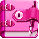 Diary with lock by WriteDiary.com