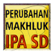 IPA SD Perubahan Makhluk Hidup by Aqila Course