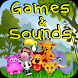 Zoo Animal Games for Toddlers by Ashley B
