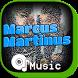 Marcus Martinus Music Lyrics by Naymi Studio