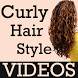 Curly Hairstyles VIDEOs Steps by Prem Rajpara 99