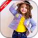 Kids Fashion Photo Editor by hisab fashion suit apps