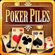Poker Piles by Bezyan