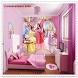 Decoration for Girls Bedroom by flashplusgold