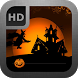 Halloween lockscreen Free by Ugly Duckling Apps