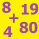 Temel matematik 4 işlem oyunu by Magic TÜRK