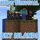 Survival MCPE Sky Islands
