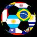 Eliminatórias 2018 Futebol by CatuAPPs