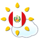 Weather Peru by Rudy Huang