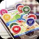 GPS Navigator Maps Tracker by AHS Studio