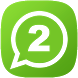 Two account for WhatsApp by MooC.inc