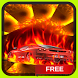 Fire Car Live Wallpaper Theme by CG-Live-Wallpapers