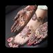 Feet Mehndi Designs 2017 by Khokha2484
