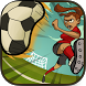 Women Football Penalty by PLAYTOUCH