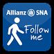 Allianz SNA Follow Me by TEDMOB