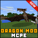 Dragons Addon Minecraft PE Mod by Domino Apps