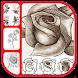 Draw Flower - Easy Steps by Shezee Studio