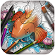 Colory: Adults Coloring Book by Tiny Dragon Adventure Games: Craft, Sport & RPG