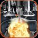 Engine 3D Live Wallpaper by FreeWallpaper