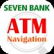 Japan ATM Navigation by SEVEN BANK, LTD.
