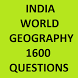 India World Geography 1600 Questions